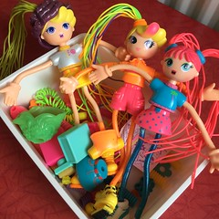 Flea Market Finds : 04-22-2018 (Part 3) (MyMonsterHighWorld) Tags: betty spaghetty doll zoe doos beauty zone