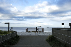 surfer (higehiro) Tags: surfer shonan japan xpro2 fujifilm beach clouds