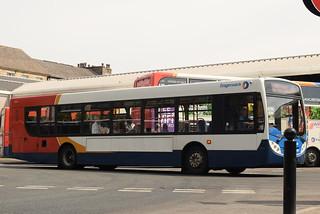 SCNL 22874 @ Lancaster bus station