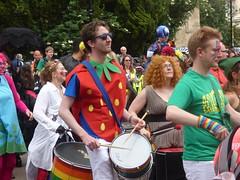 Strawberry Fair Cambridge June 2018 33 (Uncle Money UK) Tags: paparazzi parade women men strawberryfair cambridge june 2018 festival carnival superheroes