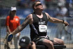 180602-D-DB155-009 (DoD News Photos) Tags: dodwg18 2018dodwarriorgames dodwarriorgames warriorgames woundedwarriors colorado coloradosprings dedication triumph overcomingadversity fortitude sports track field airrifle marksmanship wheelchairbasketball sittingvolleyball powerlifting cycling bicycling archery swimming rowing indoorrowing unitedstates
