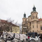 Classic town of Prague thumbnail