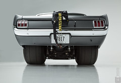 8J9A4116-Edit (BartCepekPhotography) Tags: mustang ford 1966 muscle car hot rod race dragstrip