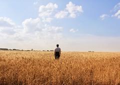Breath (marcus.greco) Tags: portrait selfportrait nature man sky