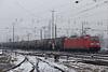 Brrr (daveymills31294) Tags: db 185 222 basel bad baureihe cargo traxx
