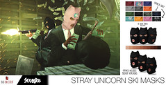 NEW! Bad Unicorn x Stray Dog @ TMD (Bhad Craven 'Bad Unicorn') Tags: cash money rob robbed robbery bank heist hiest hesists game • bhad craven second 2l life lindens profile picture photography bad unicorn badunicorn clothing buc bu secondlife graphics gfx graphic design photos pics photo sl urban mesh exclusive store blog shadows high quality decor production portrait image hd definition original meshes meshed 3d characters art gaming concept concepts new top work progress wip heat skimasks ski masks mask masked vault guns
