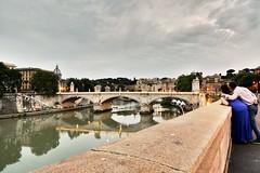 Love city (ioriogiovanni10) Tags: love d810 seguimi lights luci photo fotografo nikon lungoilfiume fiumetevere bridge sunset tramonto capitale roma city rome fiume river