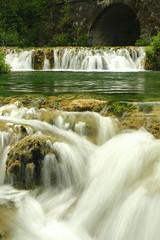 Orbaneja del castillo (josuneetxebarriaesparta) Tags: orbanejadelcastillo burgos españa spain cascada waterfall urjauzia ura agua