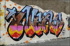 Neas (Alex Ellison) Tags: neas dpm southlondon urban graffiti graff boobs