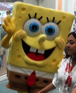 2015-Sponge Bob From Sponge Bob Square Pants at SDCC-05