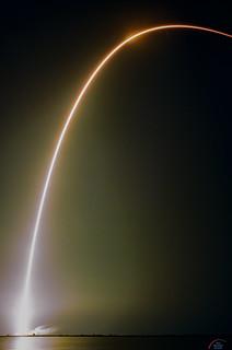 SES12 by SpaceX on 35mm film (Ektar 100)