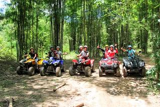 ATV ride - national reserve