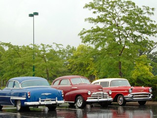 Rainy Days and Chevrolets