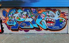 Schuttersveld (oerendhard1) Tags: graffiti streetart urban art rotterdam oerendhard crooswijk schuttersveld loks