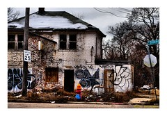 Going Strong (TooLoose-LeTrek) Tags: detroit urban decay abandon hood graffiti