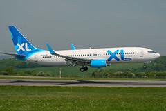 XL Airways - Boeing 737-8FH/W G-XLAK @ Bristol (Shaun Grist) Tags: gxlak xl xlairways boeing 737 shaungrist brs eggd bristol bristolairport bristollulsgate airport aircraft aviation aeroplanes airline avgeek landing 09