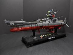 Space Battleship Yamato 003 (marchetti36) Tags: space battleship yamato star blazers lego