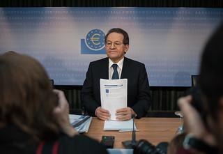Vítor Constâncio, former ECB Vice-President