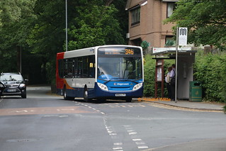 Stagecoach Manchester 27827 (MX62 LTY)