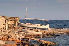 Embarcadero (alvarogf18) Tags: formentera barca boat baleares balearic island spain harbor mediterranean mediterráneo mar litoral