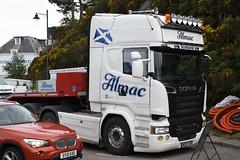 Scania R580 (Màrtainn) Tags: caollochaillse kyleoflochalsh man taobhsiarrois westerross lochaillse lochalsh rossshire siorramachdrois alba scotland schottland ecosse шотландия skotlanti skottland szkocja scozia escocia broskos escòcia skotland schotland σκωτία skócia albain escócia scoţia iskoçya alban highlands gàidhealtachd lorry làraidh truck scania r580 almac m20vor