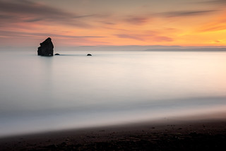 Sunset Rocked