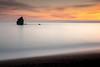 Sunset Rocked (Andi Campbell-Jones) Tags: andi andicampbelljonescom campbelljones photography south milton long exposure devon