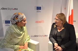 Deputy Secretary-General's Visit to Brussels/#EDD18, 5-6 June, 2018