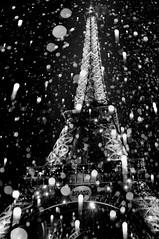 Regen in Paris (ArminBe) Tags: rain paris eiffel tower turm tour france frankreich