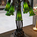 pond lily lamp - Tiffany