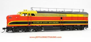 OMI 5702 5703 KCS Erie Built ABA Set E