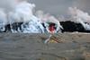 rockfire (BarryFackler) Tags: volcano kilauea steam vulcanism geology nature hawaiivolcanoesnationalpark lavaoceantours mvhotspot fissure8 lowereastriftzone lerz lava magma nationalparkservice nationalpark puna hawaii bigisland 2018 vog polynesia hawaiiisland outdoor hawaiicounty tropical sea ocean pacificocean island pacific saltwater clouds heat barryfackler barronfackler coastline coast coastal shoreline shore sky laze