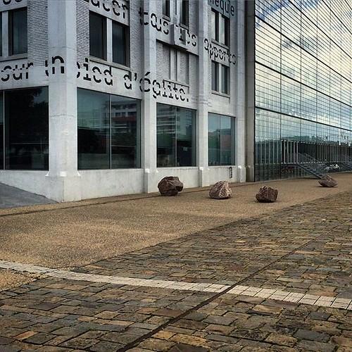 Médiathèque #andremalraux #strasbourg #strasgram #strasbourg_eurometropole
