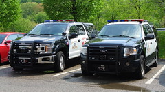 Ross Township Police Department (Emergency_Spotter) Tags: ross township police department 2013 ford fleet expedition oreo alloy