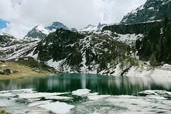 (Federico Raviele) Tags: lago contenery valle daosta champoluc landscape pennine alpi lake alps