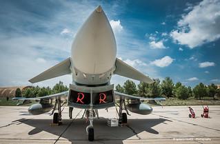 Richthofen Typhoon face