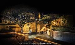 Alcazaba meridional (Blas Fuentes) Tags: almería arquitectura andalucía alcazabadealmería alcazaba almeríatierradecine fotografíanocturna nocturna amanecerenalmería amanecer en la amanecerenlaalcazaba