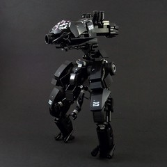 ST3 MECH (Marco Marozzi) Tags: lego legomech legodesign legomecha marozzi marco moc mecha mech robot drone