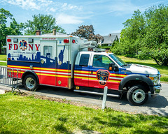 FDNY EMS 20th Anniversary (1996-2016) Ambulance, Fort Totten, New York City (jag9889) Tags: 2018 20180525 academy ambulance anniversary bartholdi bayside bravest brooklynbridge car ceremonial ems emt emergencymedicalservices emergencymedicaltechnician f450 fdny firedepartment firedepartmentofthecityofnewyork firefighter firstresponder ford forttotten fredericaugustebartholdi island k130 ladyliberty landmark libertyisland missliberty ny nyc newyork newyorkcity newyorkcityfiredepartment newyorkharbor newyorksbravest outdoor painting paramedic queens statue statueofliberty suspensionbridge truck usa unit unitedstates unitedstatesofamerica vehicle jag9889 superduty
