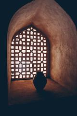 Pattern and Light (dogslobber) Tags: yellow oman omani middle east arab arabian peninsula travel adventure explore wander wanderlust pattern pottery ceramics pots