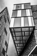 Liverpool Architecture (Steffen Schobel) Tags: architecture architektur liverpool bw sw hdrlook preset urban city linien lines uhr clock buildings gebäude stadt schwarzweis