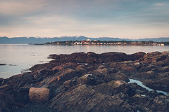 Oak Bay Morning (Carrie Cole Photography) Tags: bc britishcolumbia canada carriecole carriecolephotography cattlepoint oakbay vancouverisland victoria beach coastline landscape nature ocean scenic sea tourism water westcoast