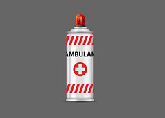 AMBULANCE (vlekuona) Tags: