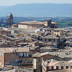 Siena, Toscana (pom'.) Tags: panasonicdmctz101 april 2018 siena senese campagnasenese toscana tuscany italia italy europeanunion torredelmangia roofs 100 200 300 5000