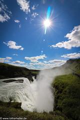 Iceland_Gullfoss (Lothar Heller) Tags: lotharheller foss gullfoss iceland island islandia wasserfall waterfall