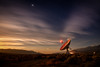 Big Ears (atenpo) Tags: owens valley radio observatory ovro telescope deep space tracking night astronomy research caltech sky ca california 40 m meter big pine