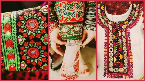 Latest Top Beautiful Hand Embroidery Designs Sindhi Embroidery