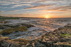 DSC09679- Golden sunset (Ray McIver Photography) Tags: blyth seatonsluice dock goodsky june18 pier pipeline sunset vikings watermovelment