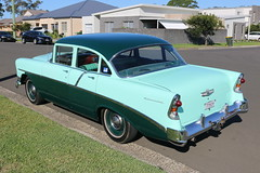 1956 Chevrolet 210 (jeremyg3030) Tags: 1956 chevrolet 210 cars chevy american belair