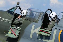 Spitfire (colin_g2011) Tags: spitfire canon70d sigma150600mm lee solent